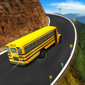 Hill School Bus icon