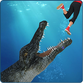 Hungry Crocodile Attack icon