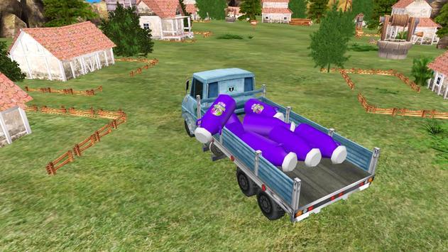 Mountain Transporter 3D poster