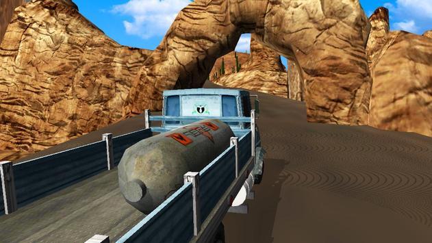 Mountain Transporter 3D apk screenshot