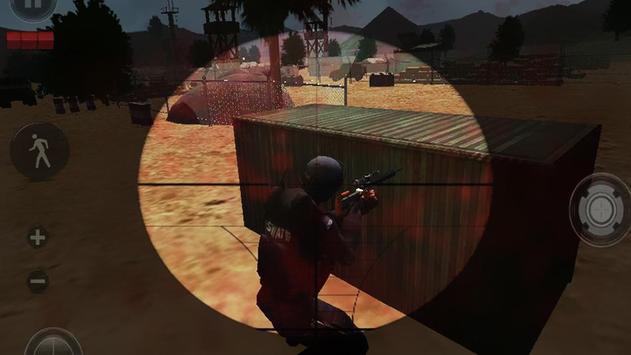 War Sniper Shooter apk screenshot