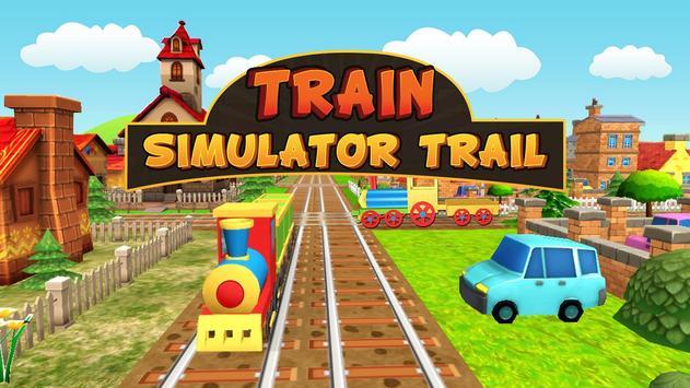 Train Simulator Trail poster