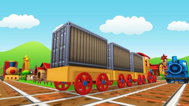 Train Simulator Trail screenshot 1