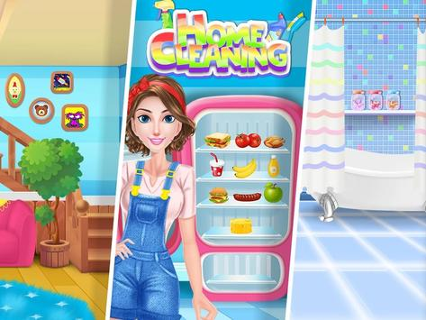 House Cleaning Games For Girls screenshot 3