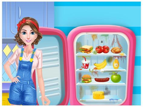 House Cleaning Games For Girls screenshot 2