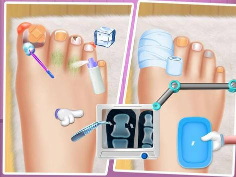 Toe Nail Doctor Salon screenshot 1
