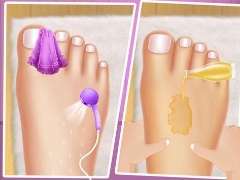 Toe Nail Doctor Salon screenshot 2
