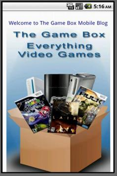 The Game Box poster