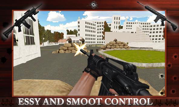 Counter Army Ranger Force screenshot 1