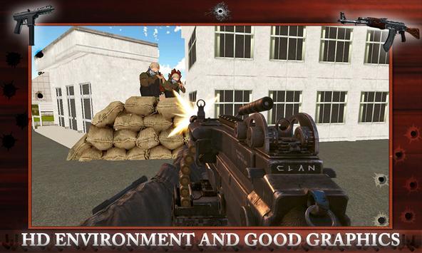 Counter Army Ranger Force screenshot 3