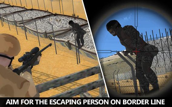 Border Police Criminal Escape apk screenshot