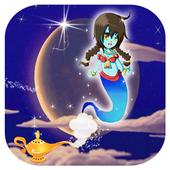 Genie World Adventure icon