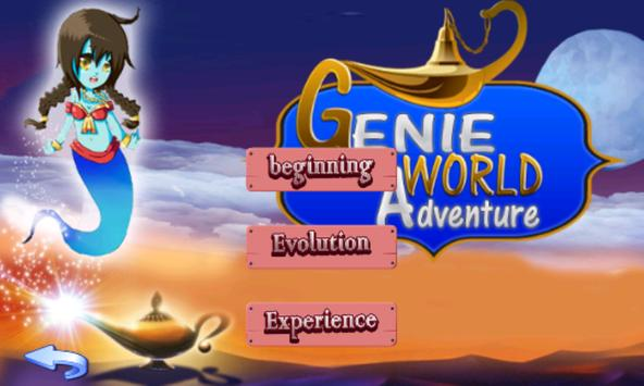 Genie World Adventure apk screenshot