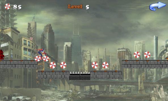 Captain Rider Game apk screenshot