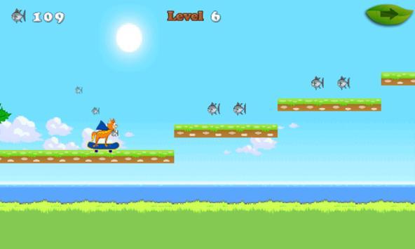 Super Gato and Skate apk screenshot