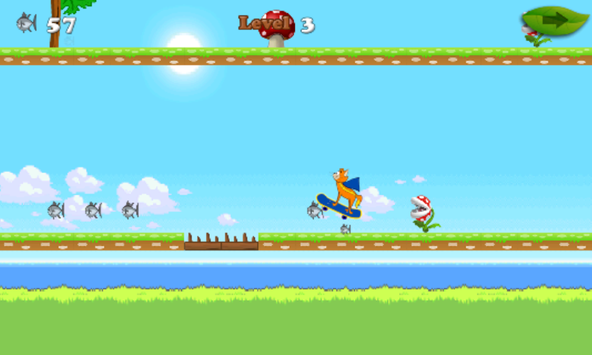 Super Gato and Skate screenshot 9