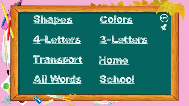 Spell With Me2 Spelling Game screenshot 1