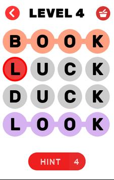 Guess the word - Red Edition apk screenshot
