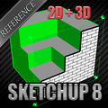 Sketchup 8 for beginner