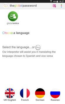 Globalvoice apk screenshot