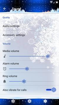 New Years holidays   Live Wallpaper   Xperia Theme screenshot 7