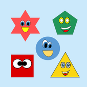 Shapes and Color For Kids icon