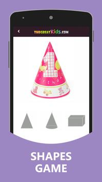 Shapes and Color For Kids screenshot 3