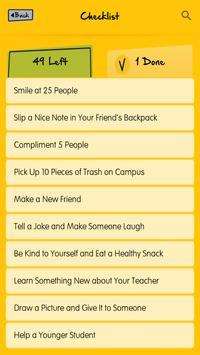 The Great Kindness Challenge screenshot 3