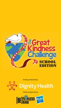 The Great Kindness Challenge poster