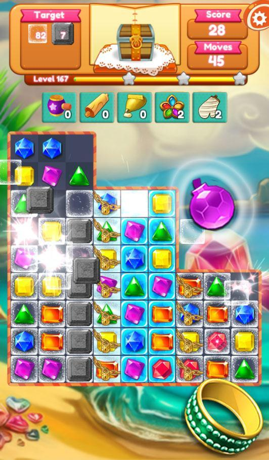 Genies & Gems - Jewel & Gem Match 3 Puzzle for Android - APK