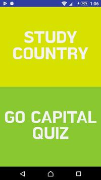 Our Capital Quiz poster