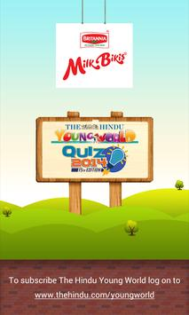 Young World Quiz poster