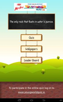 Young World Quiz apk screenshot