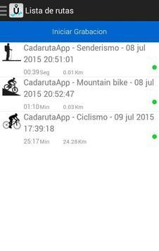 CadaRutaApp Free screenshot 2