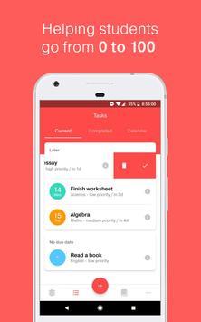 The Homework App screenshot 1