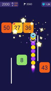 Snake VS Block Challenge apk screenshot