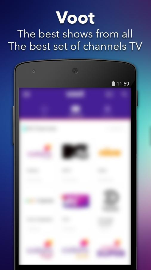 Free Voot TV - All Indian TV Channels for Android - APK Download