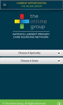 Internal Medicine Job Search screenshot 1