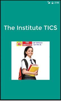The Institute TICS Allahabad poster