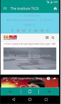 The Institute TICS Allahabad screenshot 1