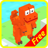 Tappy Run endless one tap race icon