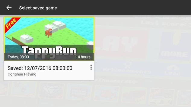 Tappy Run endless one tap race screenshot 13