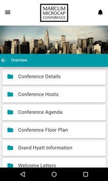 Marcum MicroCap Conference screenshot 1