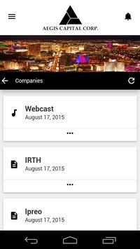 2015 Aegis Conference screenshot 2