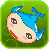 Rotate Fish icon