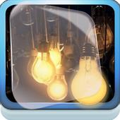 Light Bulbs Live Wallpaper icon