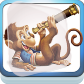Monkeys Adventure Live WP icon