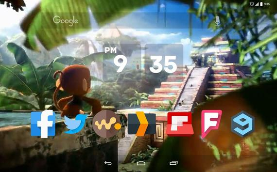 Monkeys Adventure Live WP apk screenshot