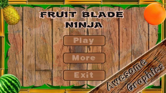 Fruit Blade Ninja poster