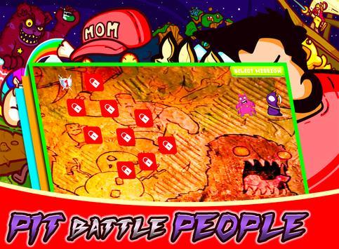 Pit Battle People screenshot 1